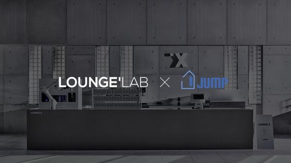 [UP! START] 라운지랩-점프컴퍼니, 로봇과 부동산 기술 협력